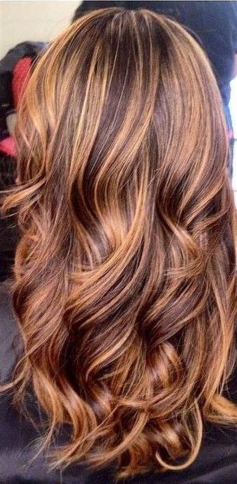 36 beautiful hair color ideas that are totally trending on auburn fall hair color ideas from livingly of hair color ideas