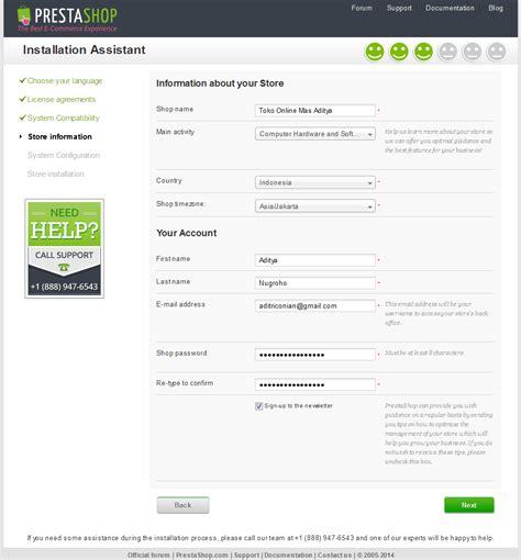 cara membuat html offline cara membuat toko online dengan prestashop instalasi
