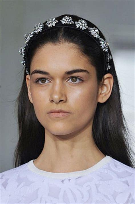new york hairstyles 2014 lavished hairstyle at tanya taylor spring 2014 new york