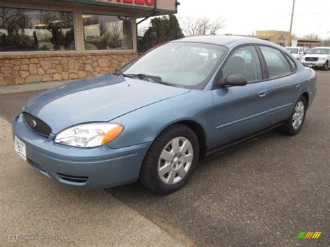 2005 Ford Taurus 2005 windveil blue metallic ford taurus se 109306560