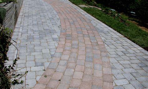 Home Driveway Design Ideas interlock paving srs construction