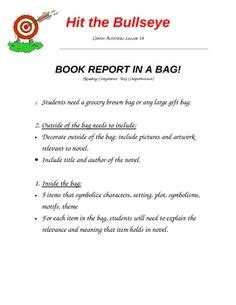 Book Report Parent Letter Third Grade Book Report Rubric Name Classroom Third Grade Books Names And