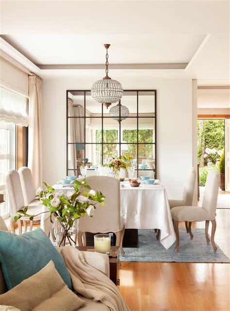 salon comedor decoracion comedor 15 ideas para decorar sus paredes