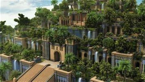 imagenes de los jardines de babilonia babilonia desvelada