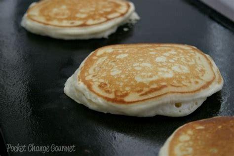 fashioned pancakes recipe