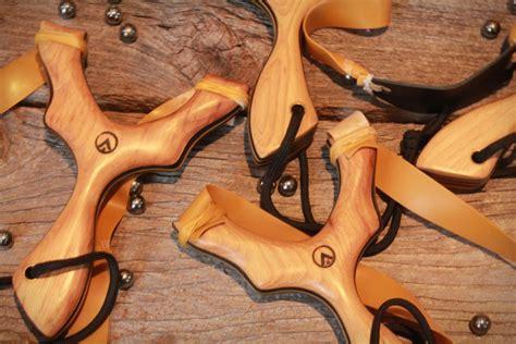 Handmade Wooden Slingshots - bcx slingshot uncrate