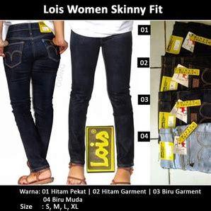Harga Celana Pria Merk Lois celana lois kw pria dan wanita berkualitas