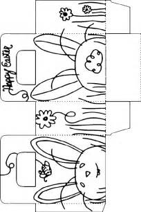 Free Printable Easter Baskets Templates by Early Play Templates Want To Make A Simple Easter Basket