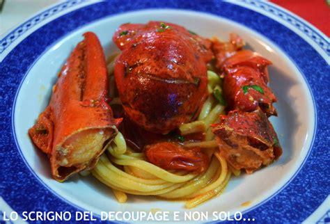 Ricetta Per Cucinare L Astice by Linguine Con Astice Ricetta