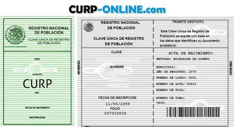 curp gratis online 2014 curp gratis consulte descargue e imprima su curp totalmente gratis