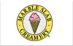 Marble Slab Gift Card - buy marble slab creamery gift cards raise