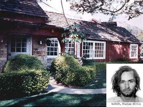 charles manson house 10 real life murder houses that are creepy as hell