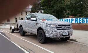 ford 2018 ranger exclusive next ford ranger spied in
