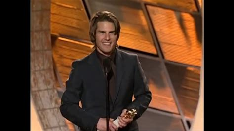 Tom Cruise Wins Top Of The Year by Tom Cruise Wins Best Supporting Actor In A Motion Picture