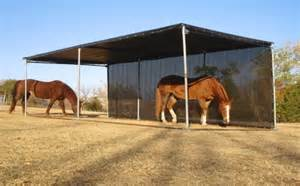 Barn Carport Windscreens And Equipment For Sports And Ranching By