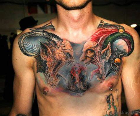 75 Brilliant Chest Tattoos For Men Chest Tattoos For Guys