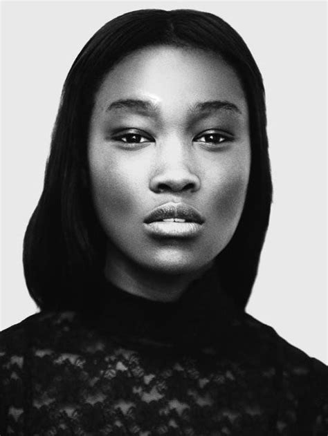 25 best Famous African American Female Models images on