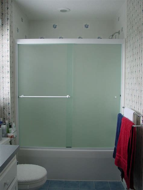 slide door bathroom oasis by pass sliding doors modern bathroom boston