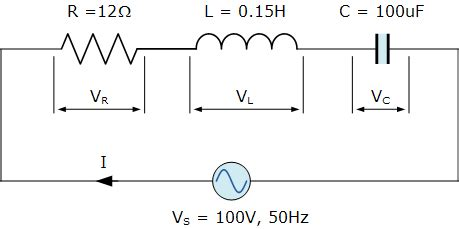 capacitor voltage in rlc circuit equations of ded harmonic oscillatory systems 2nd order d e
