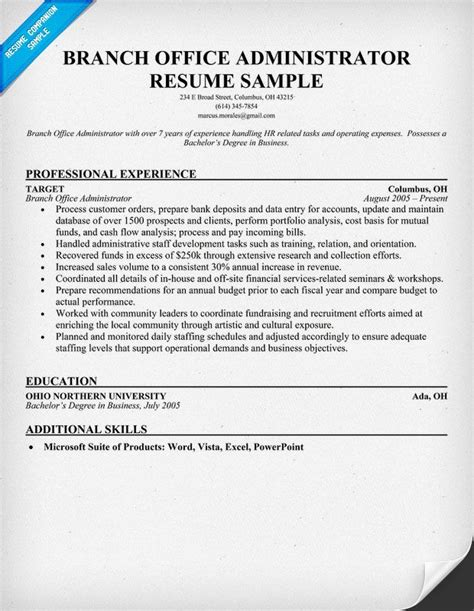 pin sharepoint administrator resume sles on pin sharepoint administrator resume sles on