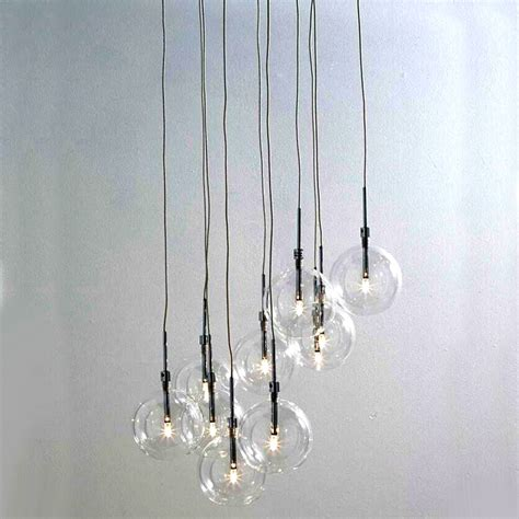 Cluster Pendant Lights Clear 10 Light Cluster Pendant Lighting 12783 Free Ship Browse Project Lighting And