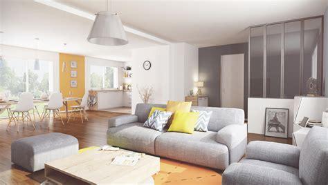 Salon D Une Maison by Personnaliser Et Am 233 Nager Salon Maison Familiale