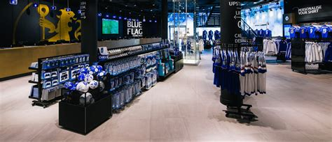chelsea store chelsea fc launches new store concept at stamford bridge