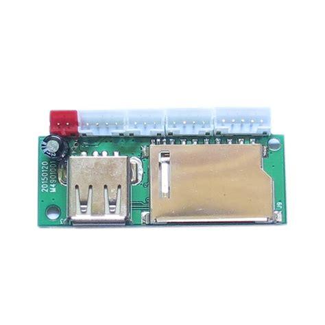 Mini Mp3 Player Green kinrener m6901002 mini mp3 player hi fi decode board w sd
