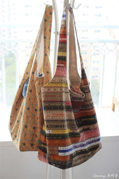 sewing pattern hobo bag fast easy hobo bag sewing tutorial with color photos