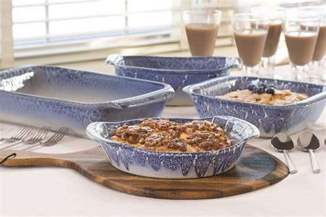oven to table bowls libbey embodies artisan design with oven to table bakeware