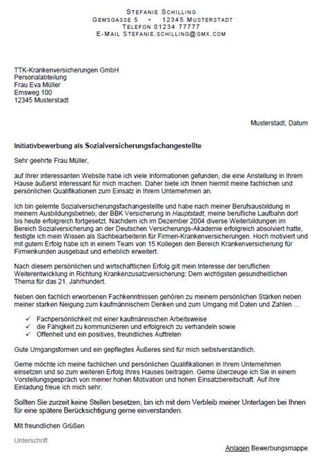 Initiativbewerbung Anschreiben Kaufm Nnisch best 28 initiativbewerbung versicherung bewerbung
