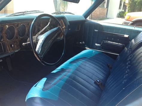 1972 Monte Carlo Interior by 17 Best Images About Future Car On Cars Chevy