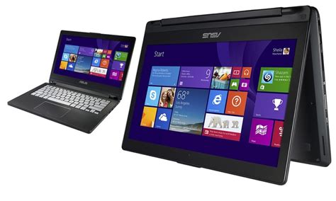 Asus Flip 13 3 Touchscreen Laptop Review asus 13 3 quot touchscreen laptop groupon goods