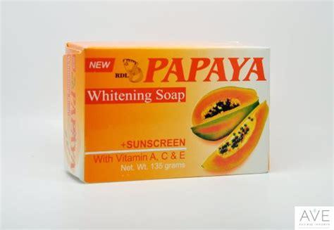 Rdl Papaya pics for gt rdl papaya soap before and after
