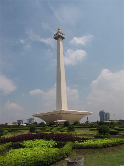Monumen Nasional Monumen Keagungan Bangsa Indonesia monas dalam sejarah jakartakita