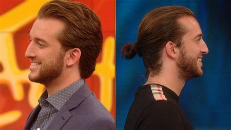 rachael ray male makeovers you won t believe the reveal in this epic man bun makeover