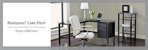 office depot furniture collections realspace mezza chrome