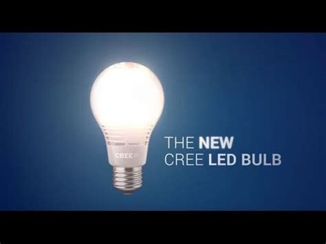 where to buy cree led light bulbs the new cree led bulb
