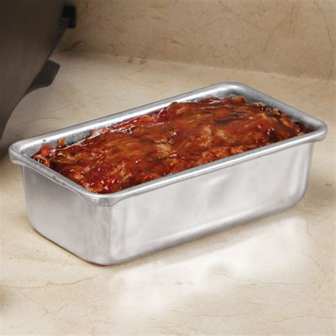 Toaster Oven Meatloaf Recipe toaster oven loaf pan bread baking pan walter