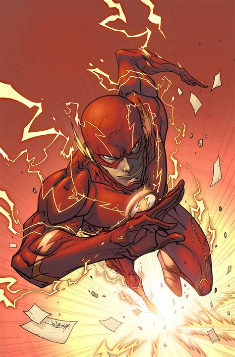 color flash artstation the flash logicfun color