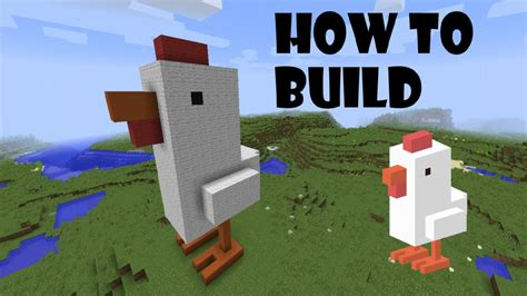 how to get stuff on crossy road chicken crossy road how to build in minecraft youtube