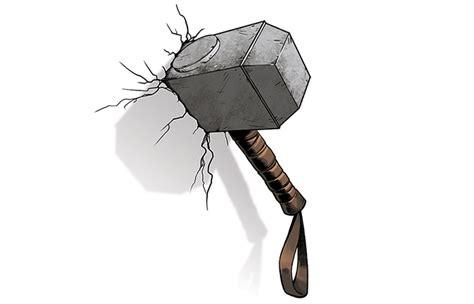 thor s hammer vs captain america s shield dk explore