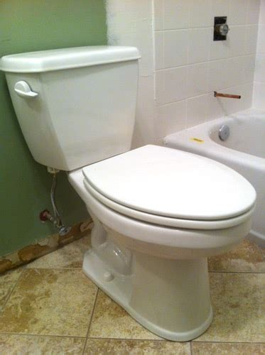 toilet plumbing diy how to install a toilet diy plumbing the of manliness