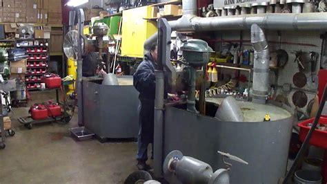 buitenboordmotor tank specialty motors outboard test tank youtube