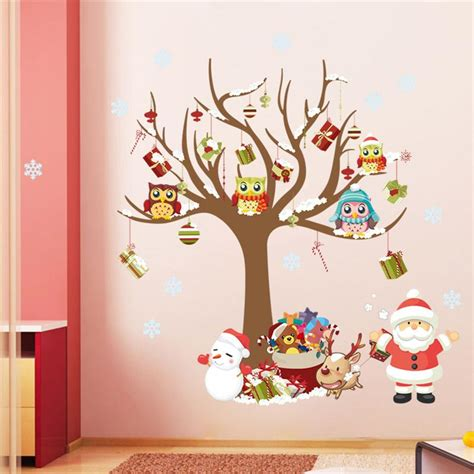 aliexpress com buy wholesale christmas wall stickers