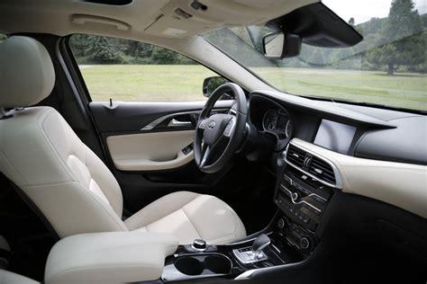 infiniti qx30 interior 2017 infiniti qx30 interior 4 carblog