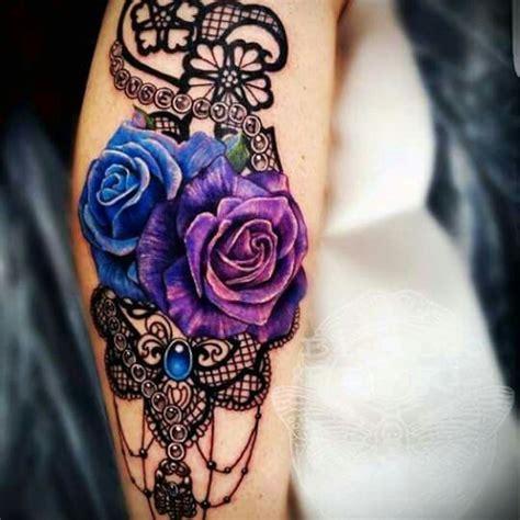 dark blue rose tattoo best 25 sleeve tattoos ideas on