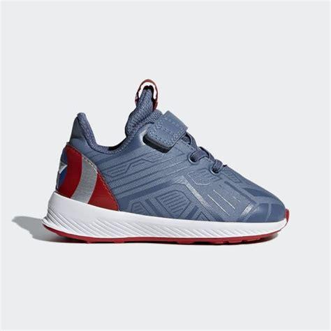 adidas marvel captain america rapidarun shoes grey