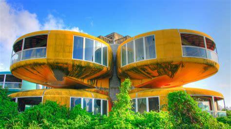 ufo haus taiwanese ufo house
