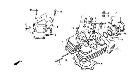 honda foreman carburetor diagram honda rincon parts schematic yamaha wolverine parts